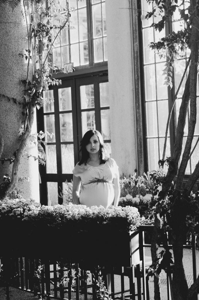 Saebina in the Indoor Gardens at Longwood Gardens