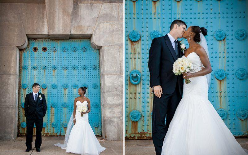 The Wedding of Lauren and James in Philadelphia