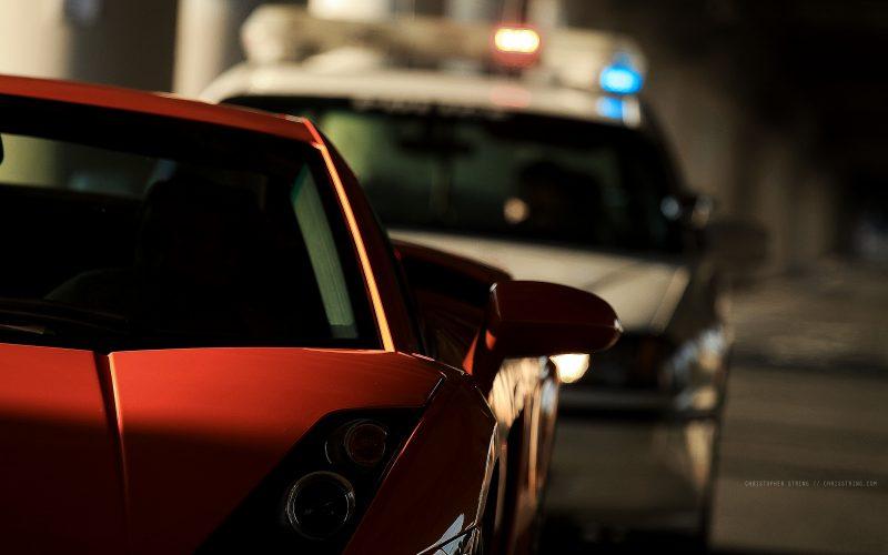 Through the Lens: Lamborghini Gallardo