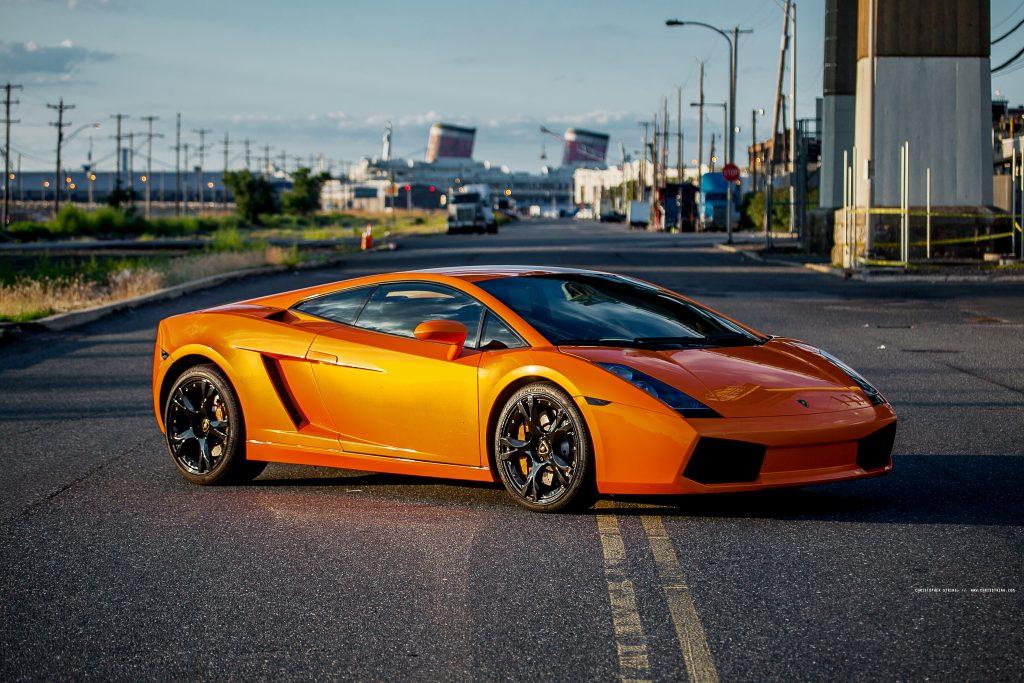 Lamborghini Gallardo by Christopher String