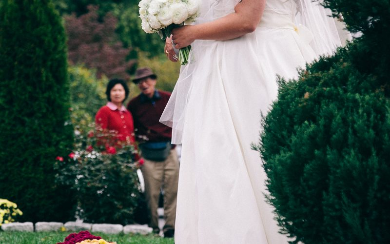 The Wedding of Ryan and Jade