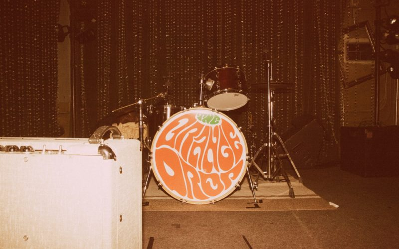 The Orange Drop at Johnny Brenda's