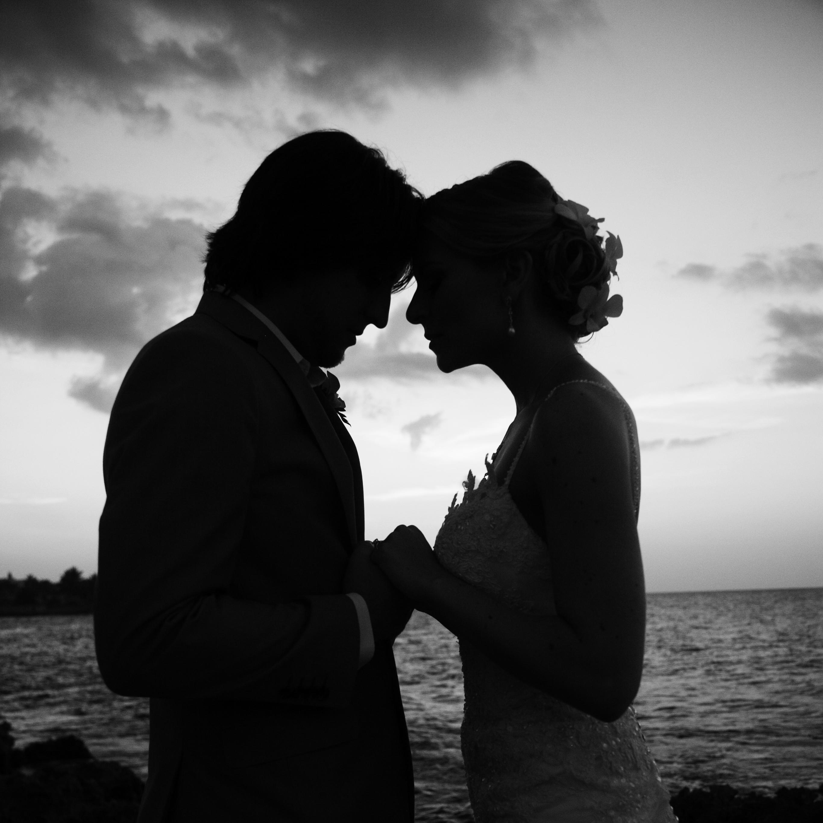 Gina and Daniel Jost's destination wedding