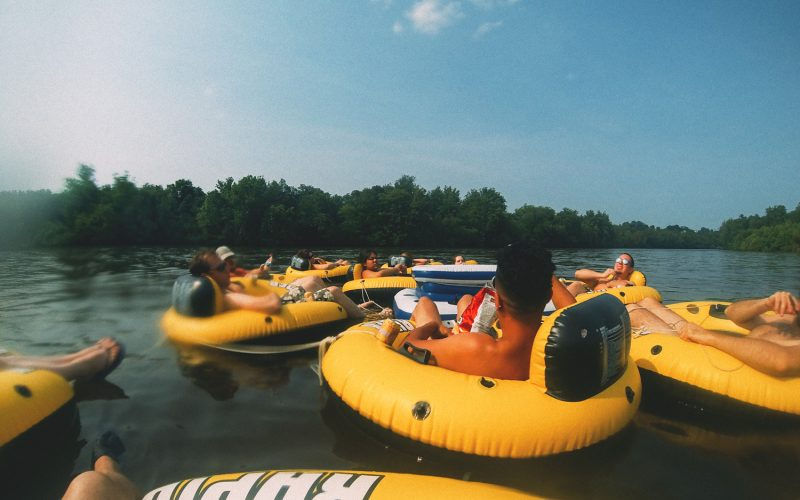 Summer Shenanigans and Tubing