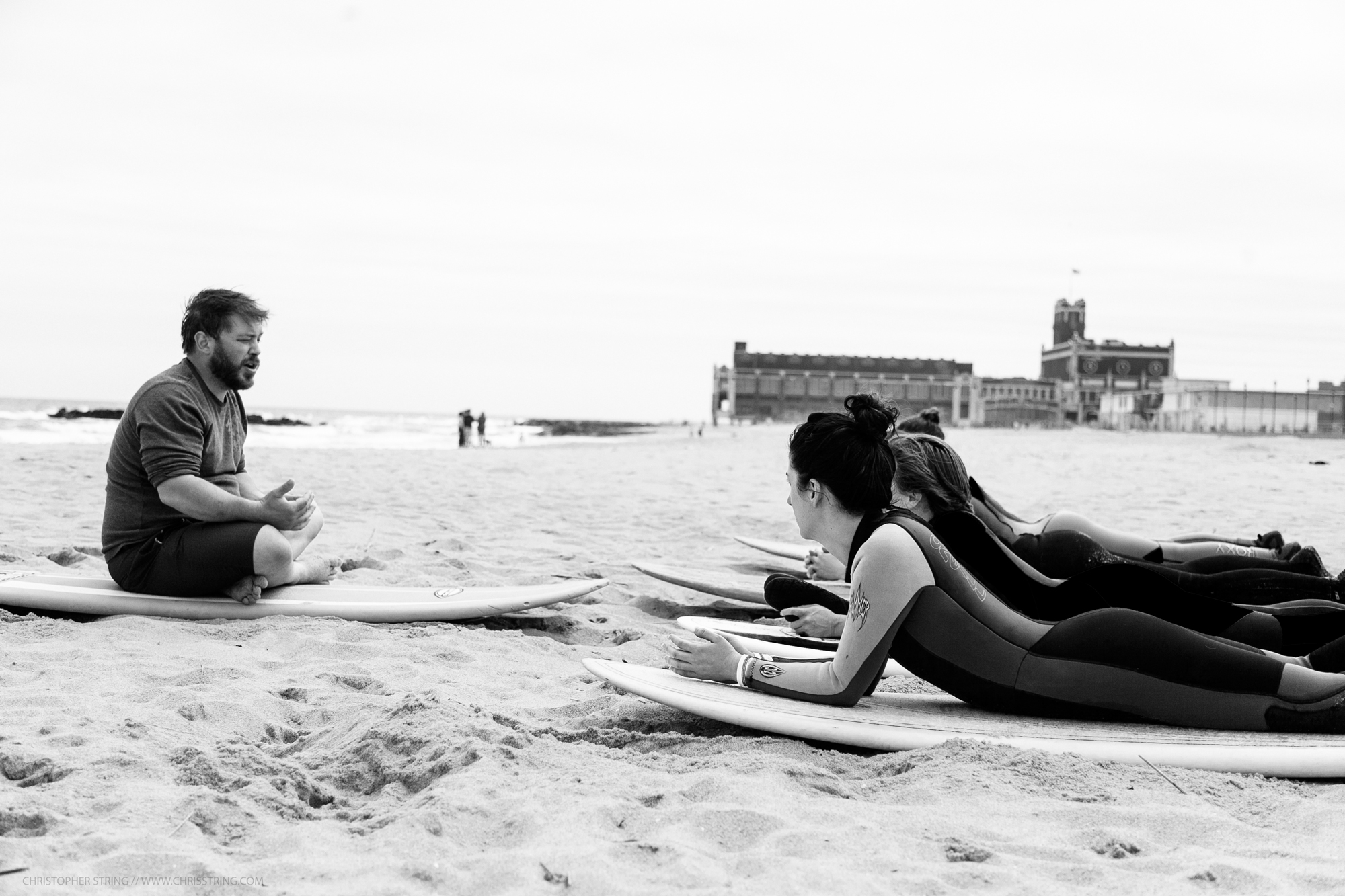 Surf Lessons with Philly Surf Crew