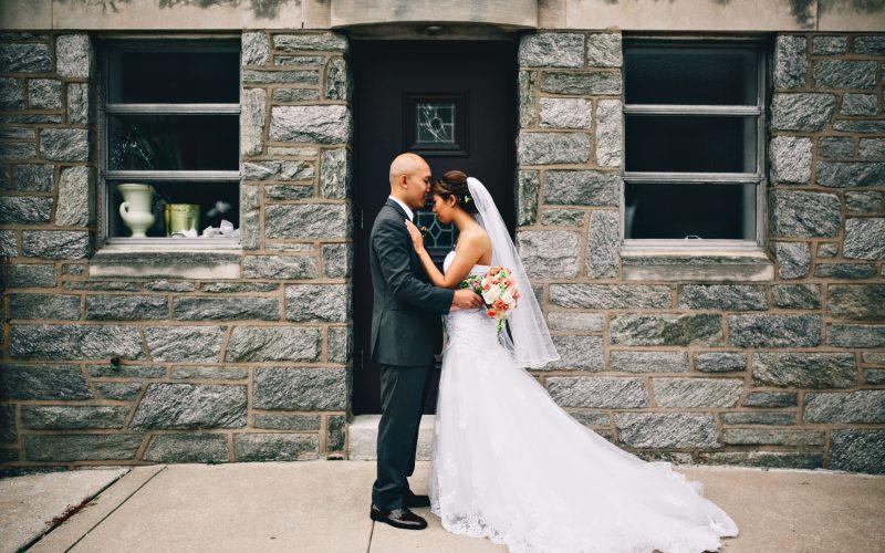 Xuan and Aaron's Philadelphia Wedding